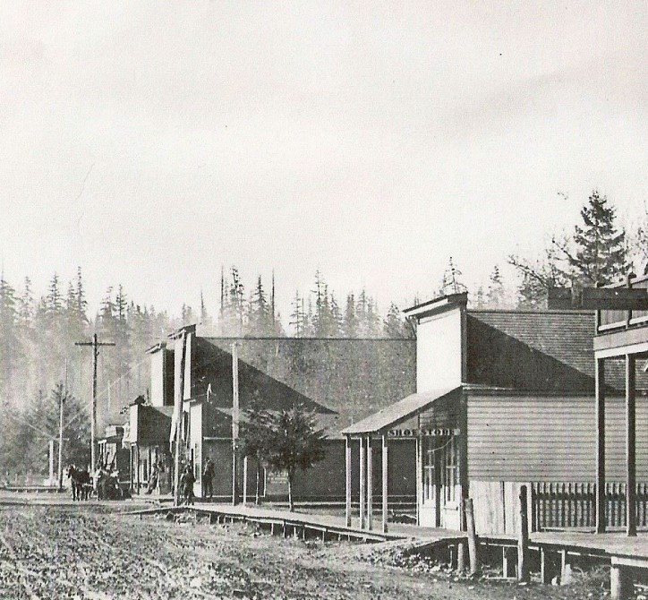 Redmond in early 1900's