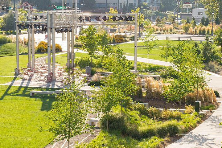 Central Connector Park