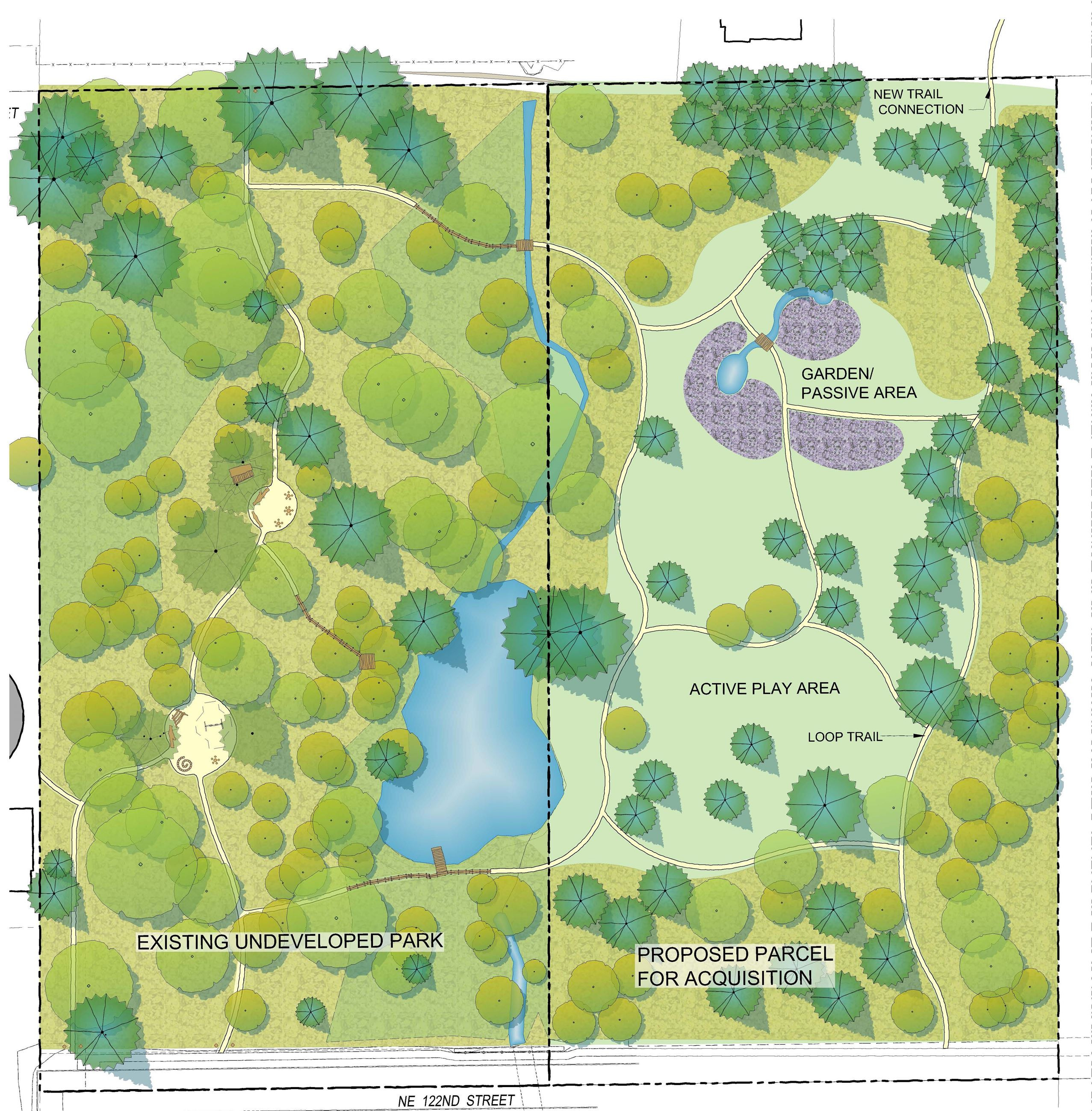 Smith Woods Concept Plan